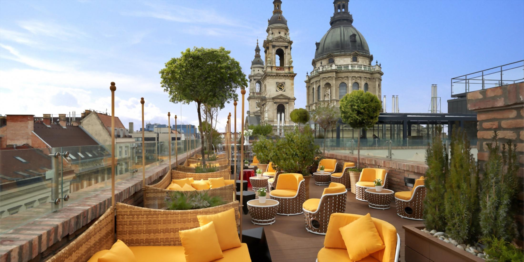 Located in the historic city center, Aria Hotel Budapest is situated beside the famous St. Stephen's Basilica.
