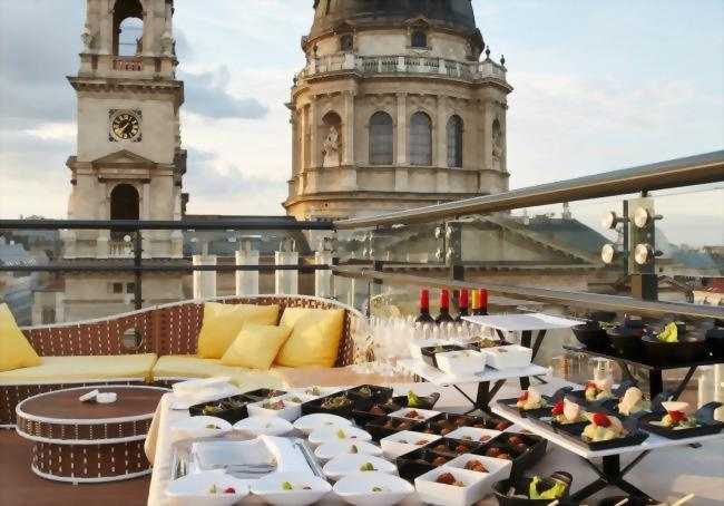 Discover how High Note SkyBar can host your next event any month of the year