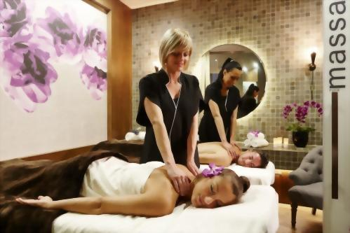 Harmony Spa offers seasonal inspired massages for you and your loved one.