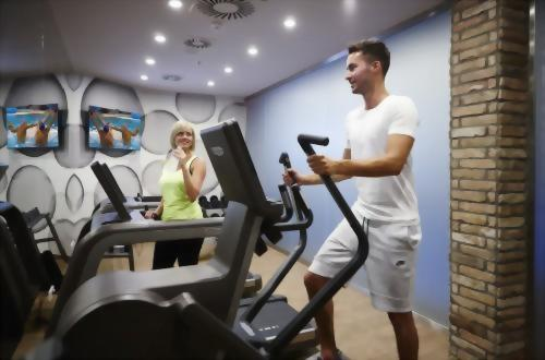 Arrange for personal training or physical therapy sessions to continue or kick-off your path to wellness and recovery.