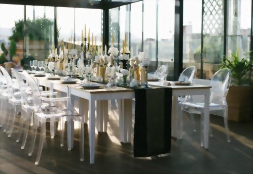 Create the private event of your dreams atop High Note SkyBar at Aria Hotel Budapest