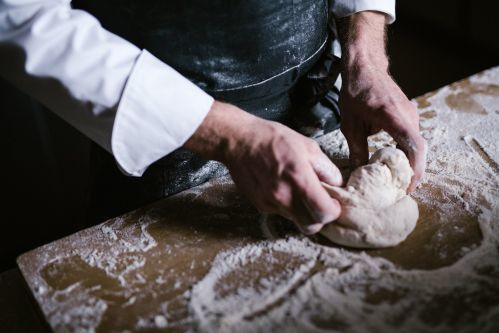 Liszt Restaurant's house made bread is baked fresh daily from a unique flour mixture.