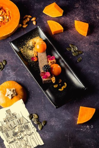 Jack'O dessert at High Note SkyBar